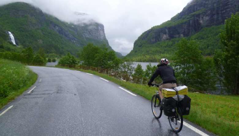 Norvège à vélo 2013