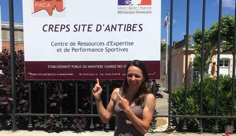 Dernier jour au CREPS Antibes