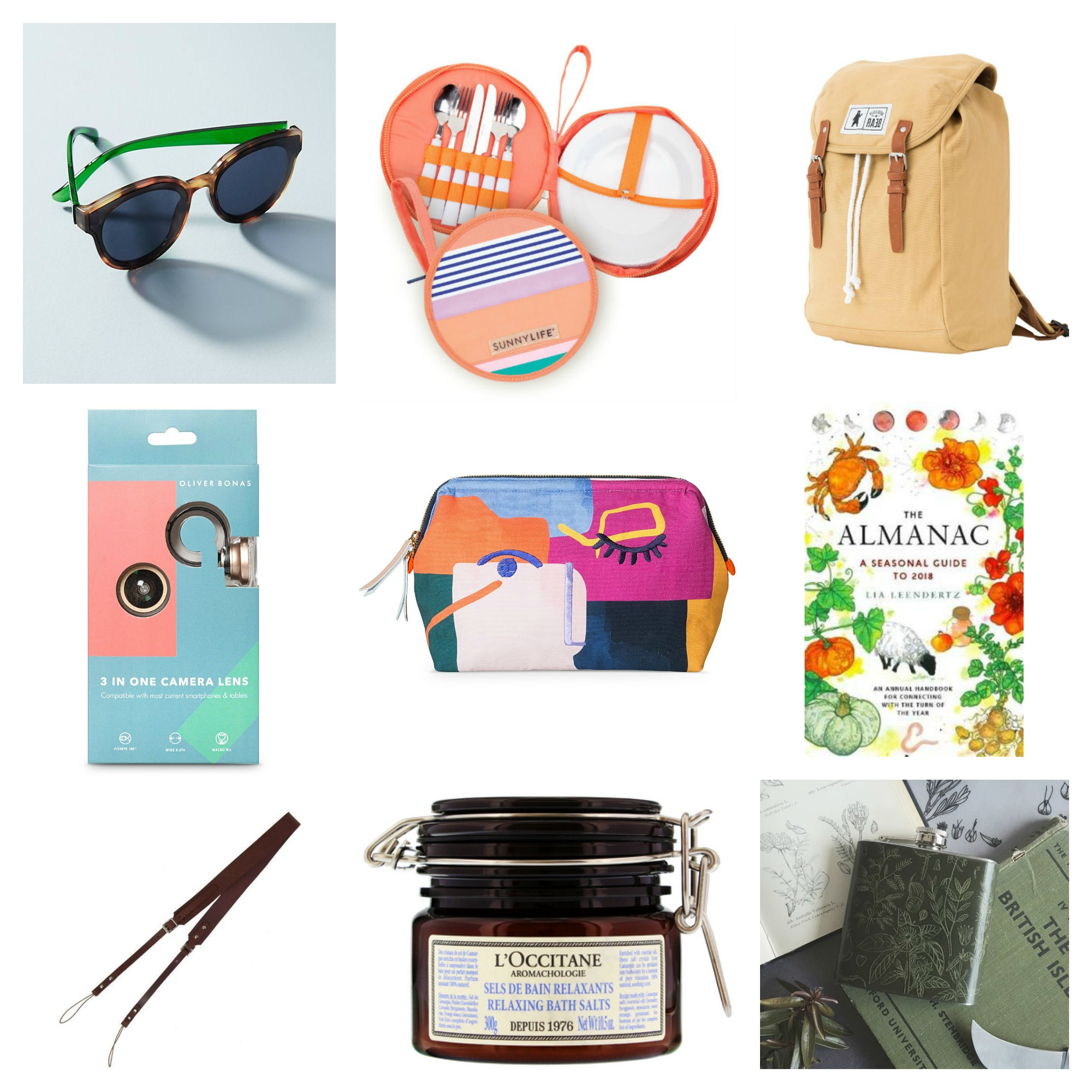 Stylists gifts for outdoors