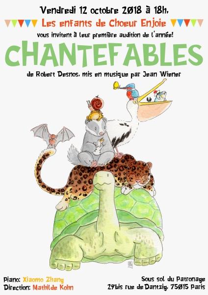 Chantefables