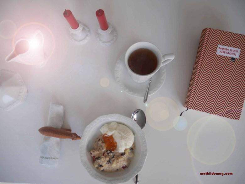 Frühstücks – Buch