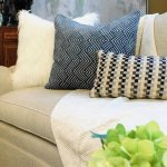 How To Mix And Match Pillows On A Sofa Mathison Interiors