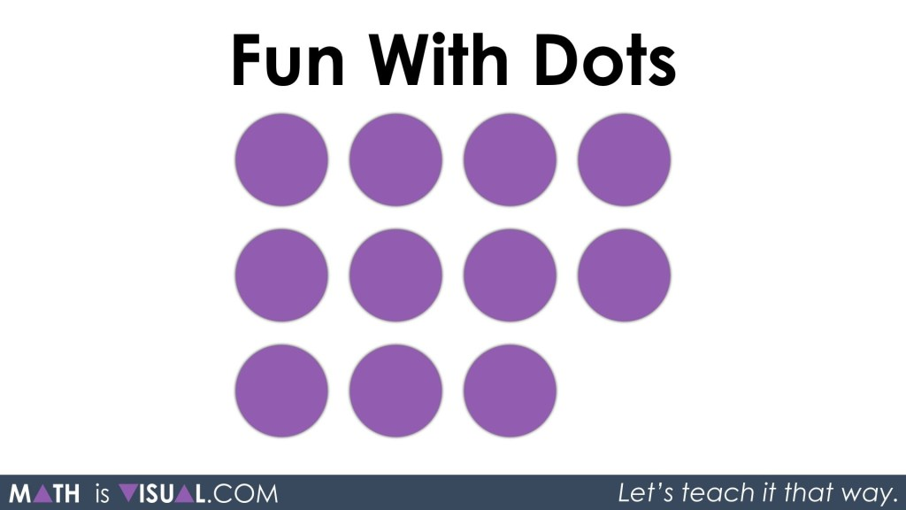 Conceptual Subitizing With Dot Cards Part 2 - Visual Prompt 03