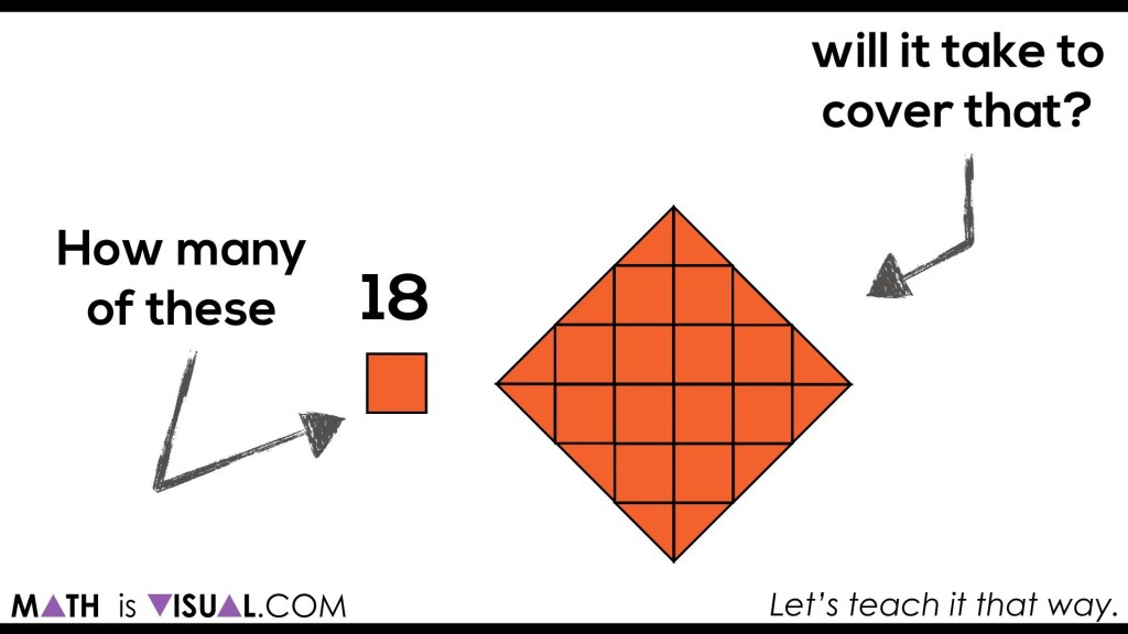 How To Find Area of a Triangle Conceptually - Derive Formula For Area of Triangle.077 18 total