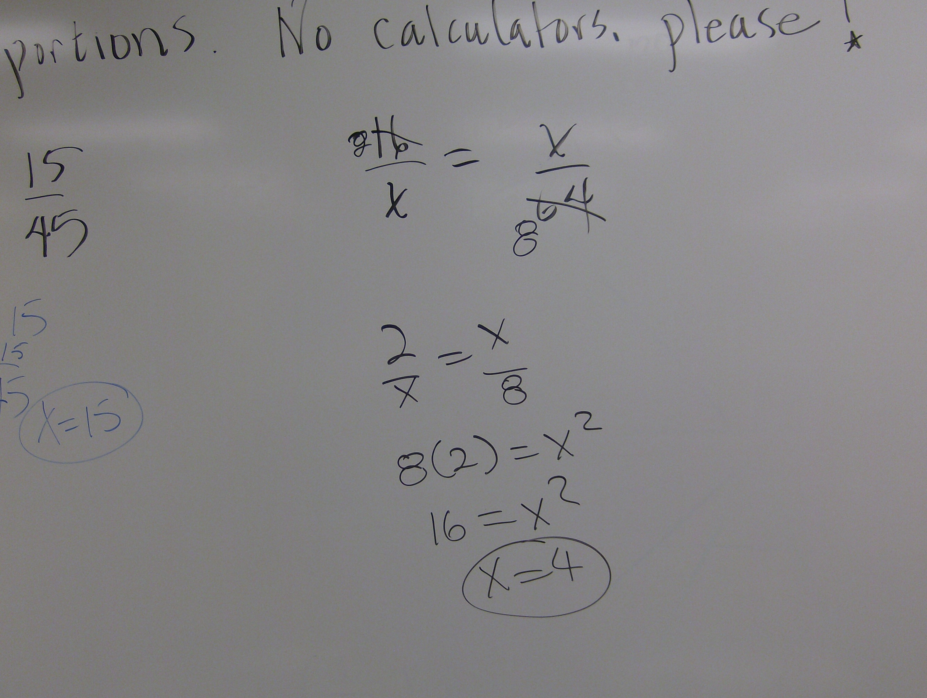 Cross Multiplying Or Cross Cancelling Math Mistakes