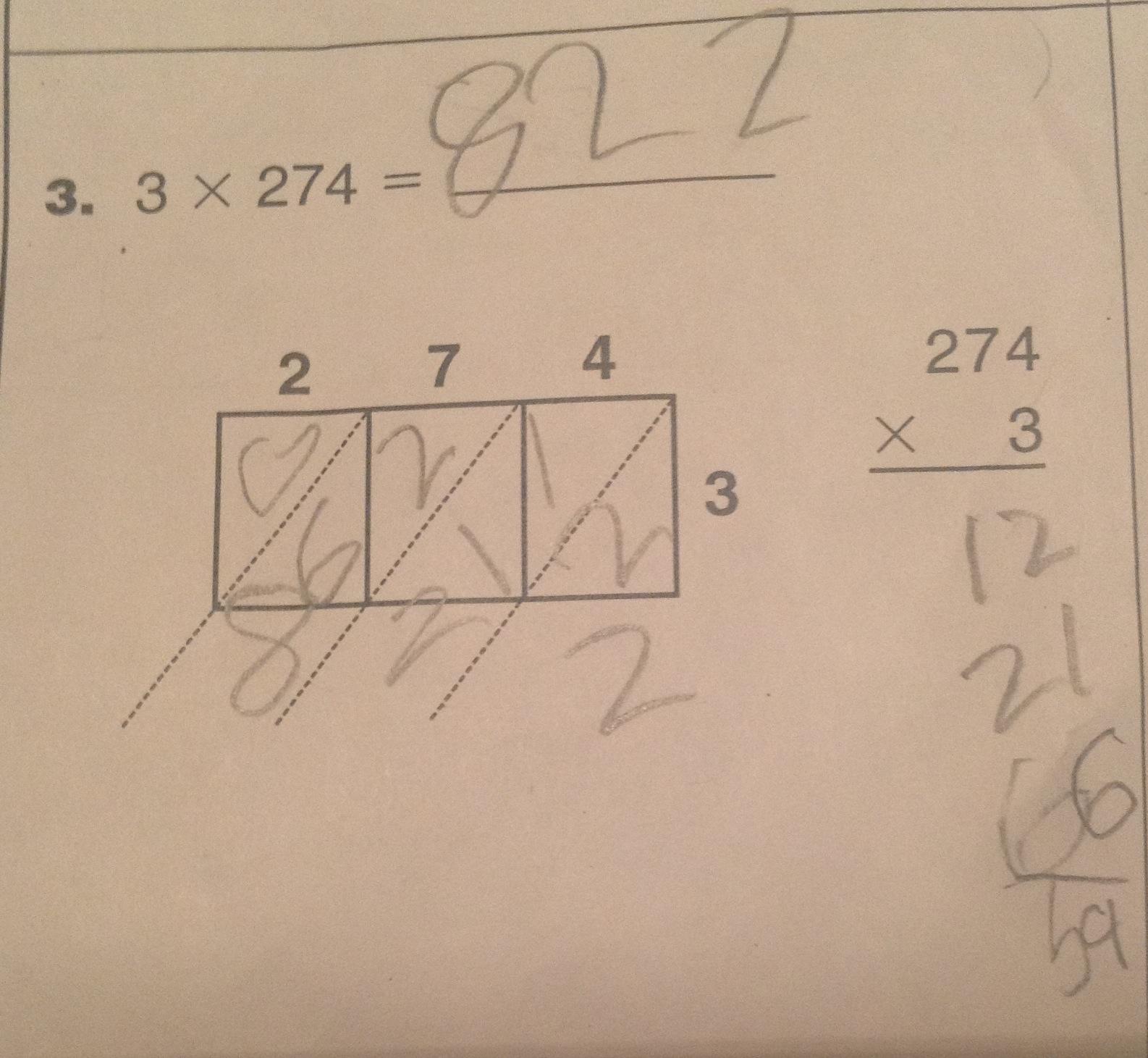 math mistakes