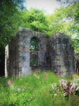 Folly at Black Mount