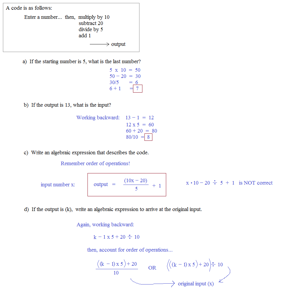 Order Of Operations With Exponents Worksheets Kuta