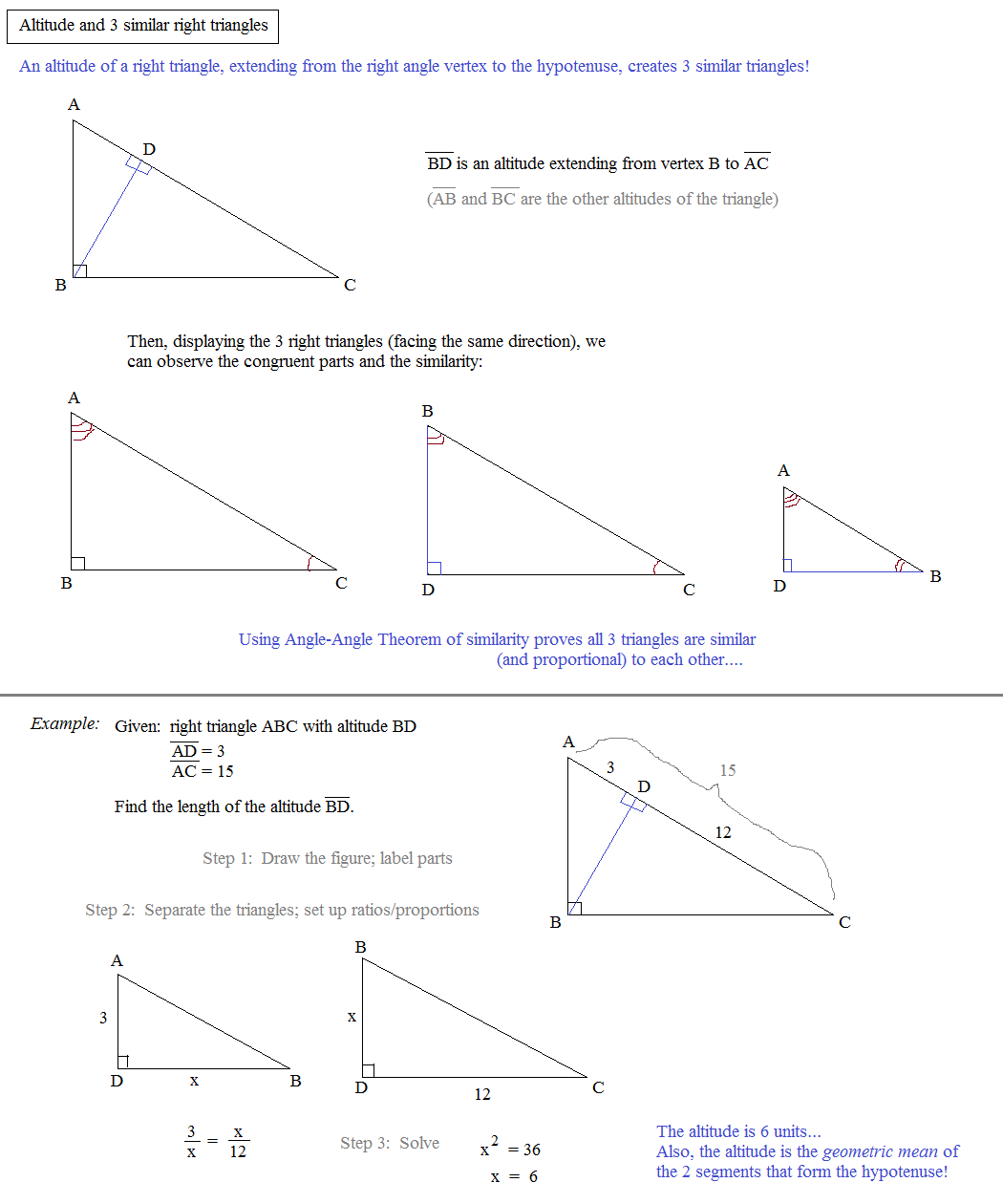 Worksheet Similar Right Triangles Worksheet Grass Fedjp