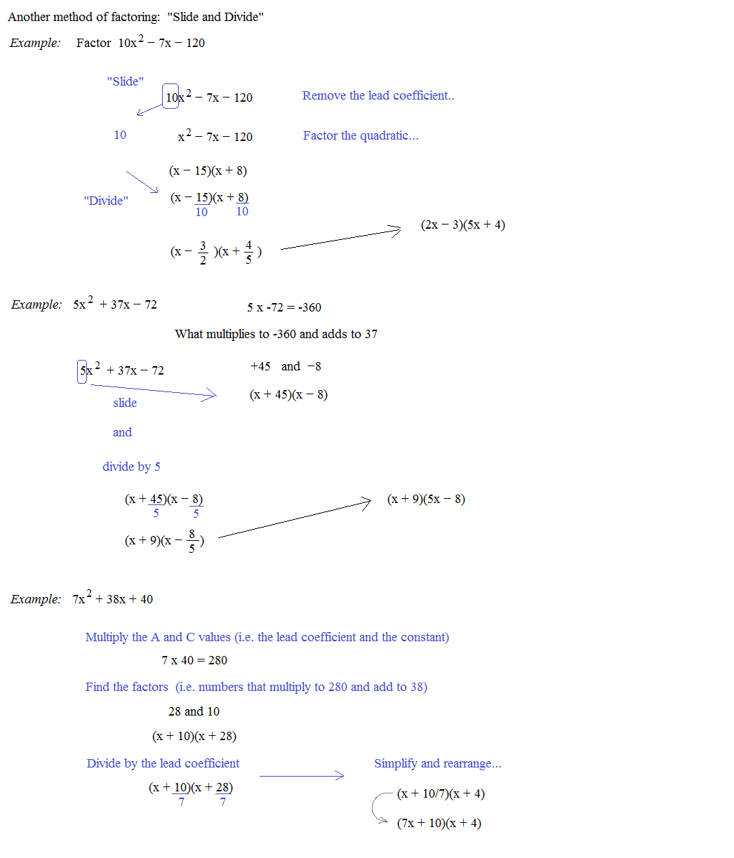 Printables Solving Quadratic Equations Worksheet