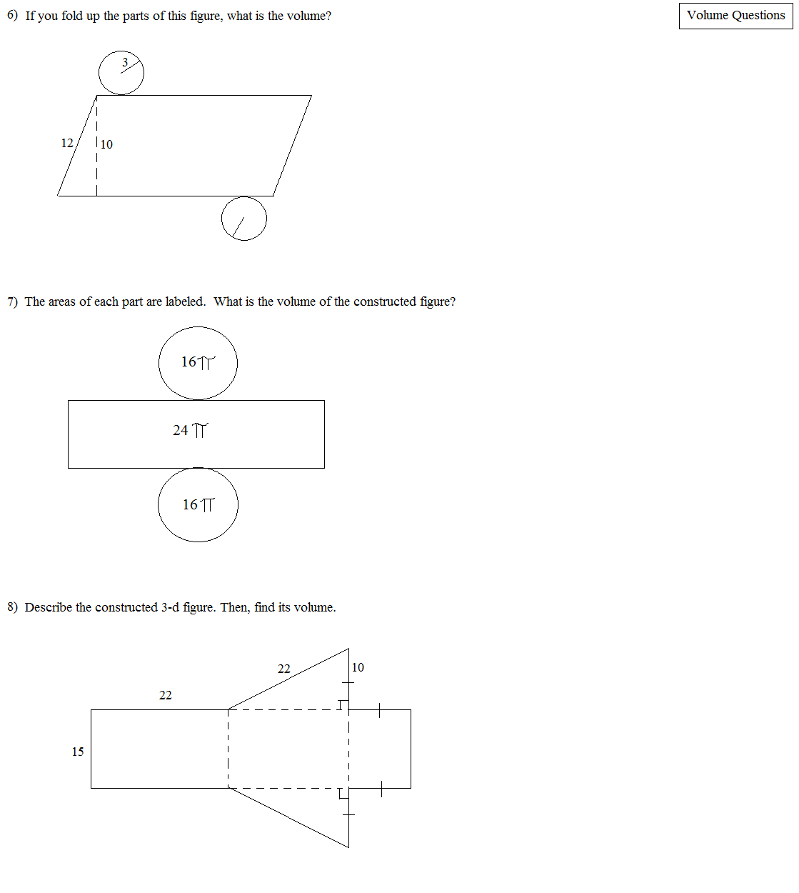 Worksheet Volume Of Rectangular Prism Worksheet Worksheet Fun Worksheet Study Site