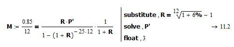 Figure 4: Calculation of 11x Retirement Multiple.