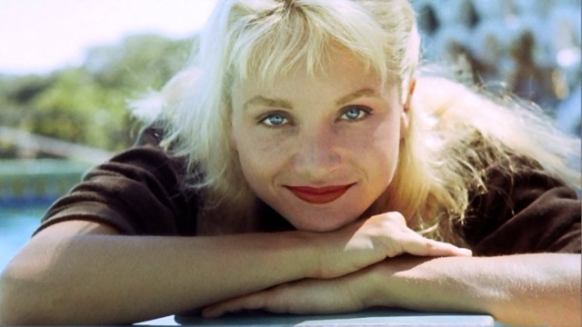 Figure 3: Susan Oliver without Green Makeup.