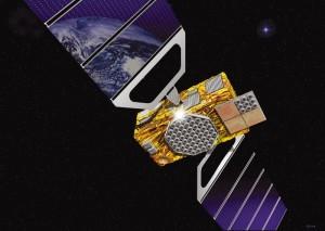 Figure 1: Galileo Navigation Satellite.