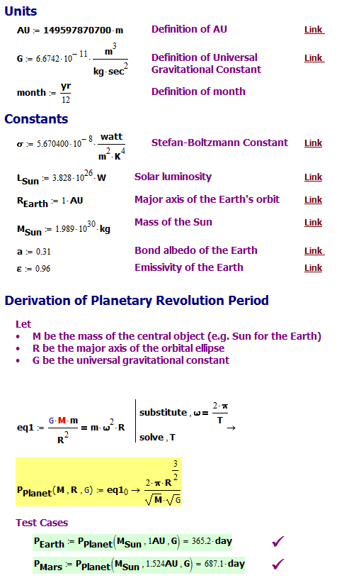 Figure M: Exoplanet Period Calculation.