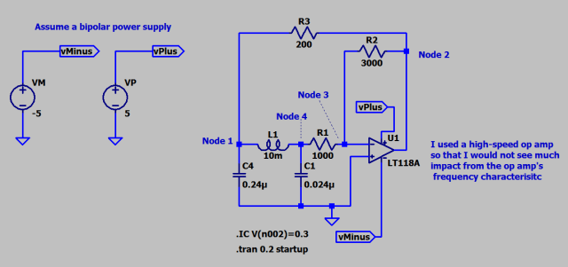 Figure 5: My LTSpice Version.
