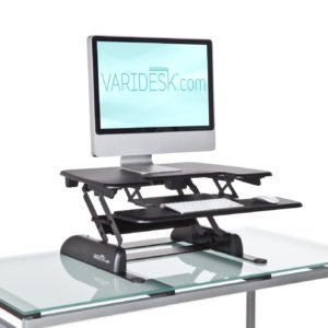 Figure 1: Commonly Used Adjustable Desk.