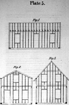 Figure M: Example of Traditional Framing.