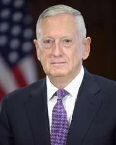 Figure 1: General Mattis. (Source).
