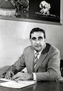 Figure 1: Edward Teller, Father of the H-Bomb. (Source}