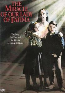"Figure 3: Movie Poster for ""The Miracle of Our Lady of Fatima."" (Wikipedia)"