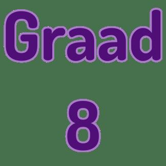 Graad 8 Wiskunde