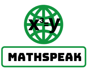 Mathspeak logo