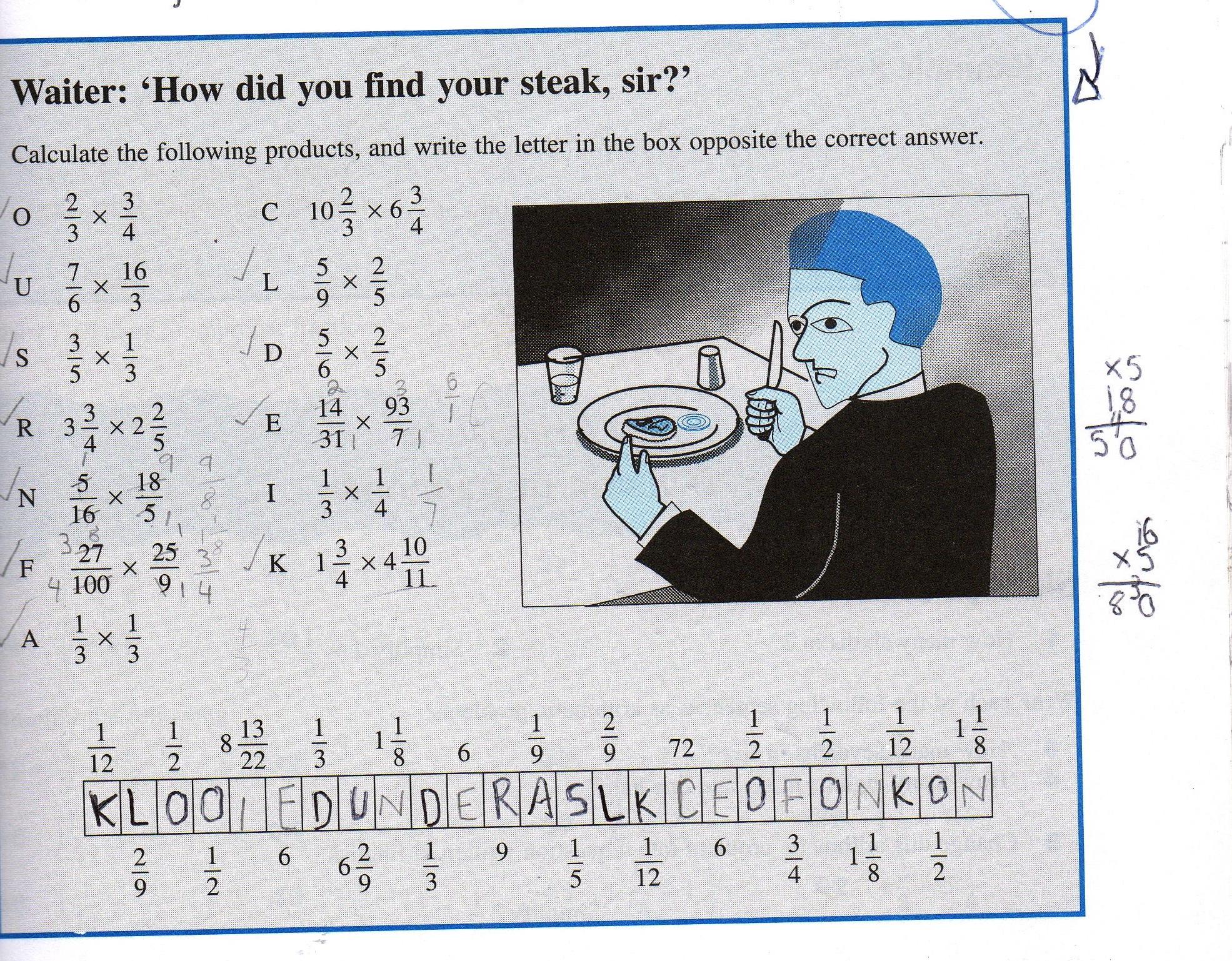 Dumb Maths Questions