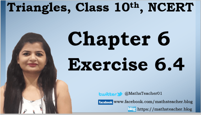 Chapter 6 Exercise 6.4