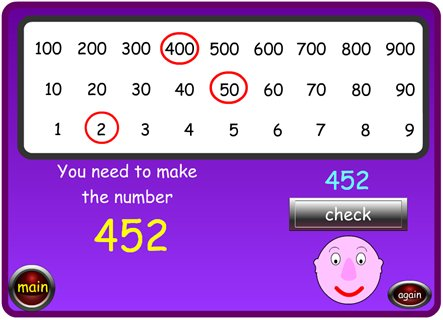 Place Value & Partitioning Archives - Maths Zone Cool Learning Games
