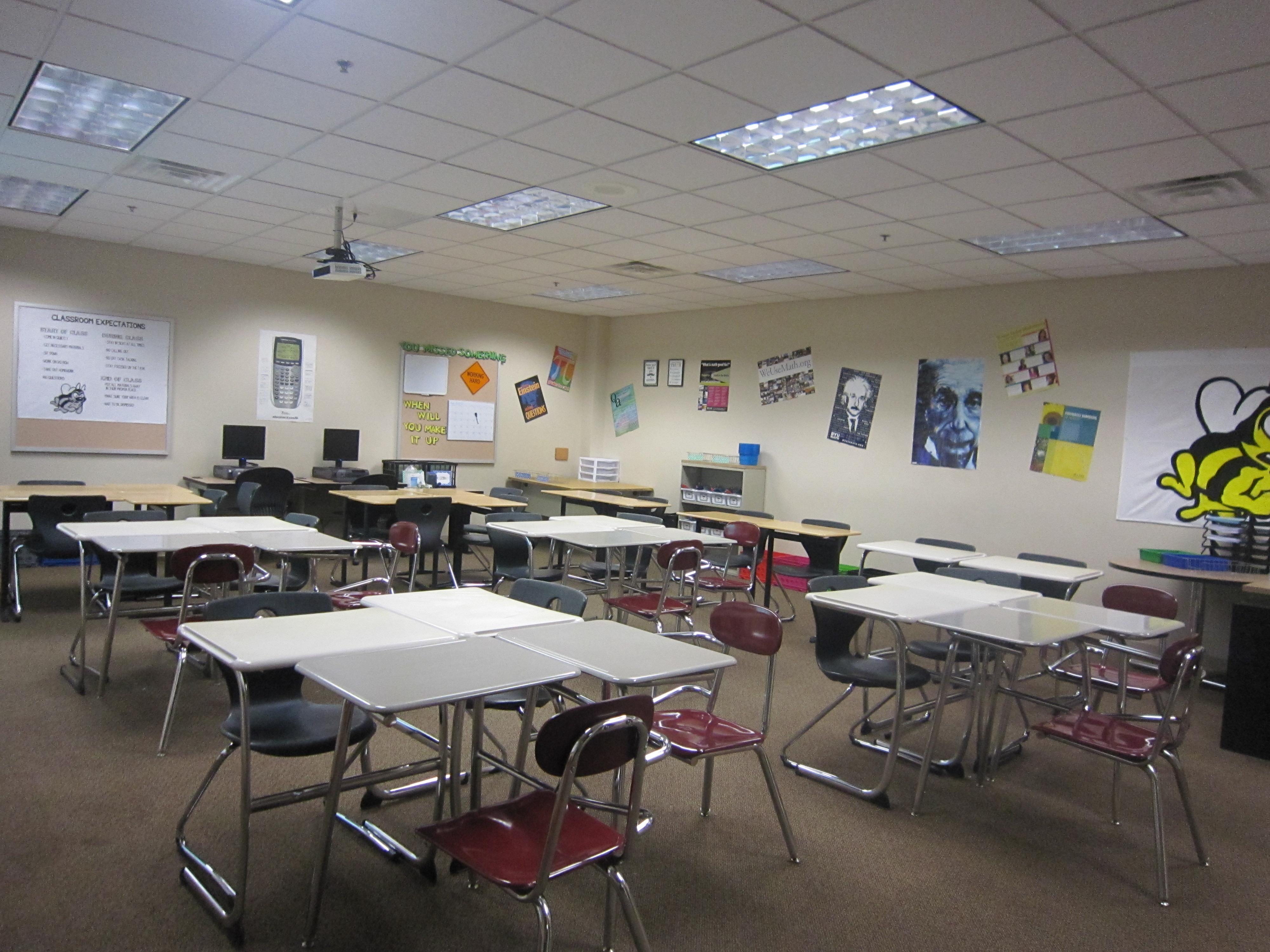 High School Math Classroom Syllabus