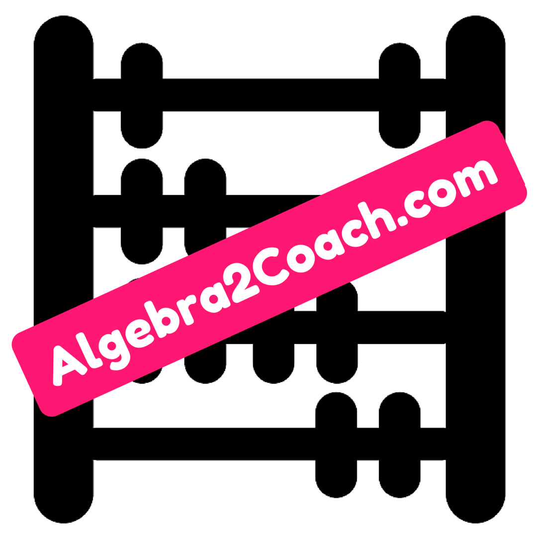 Algebra 2 Coach
