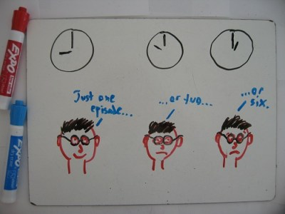 5 - Procrastinating