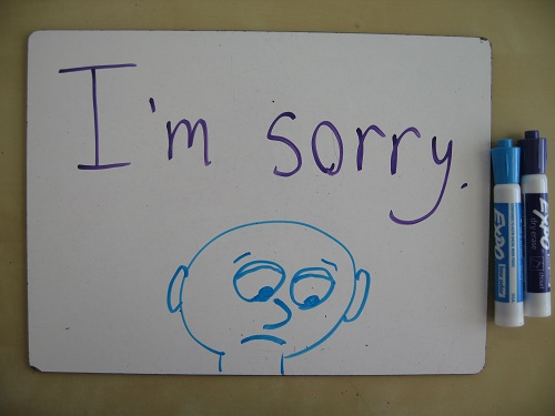 2 - i'm sorry