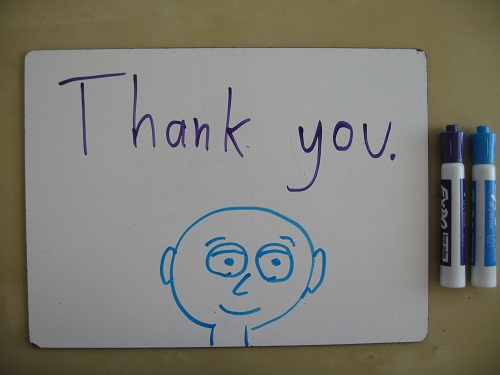 3 - thank you