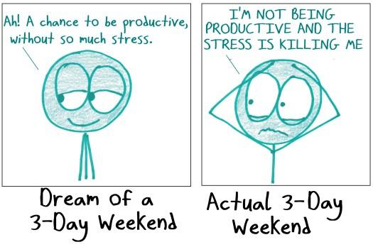 2019.2.19 three-day weekend