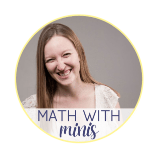 Math With Minis Logo for Instagram Links Page