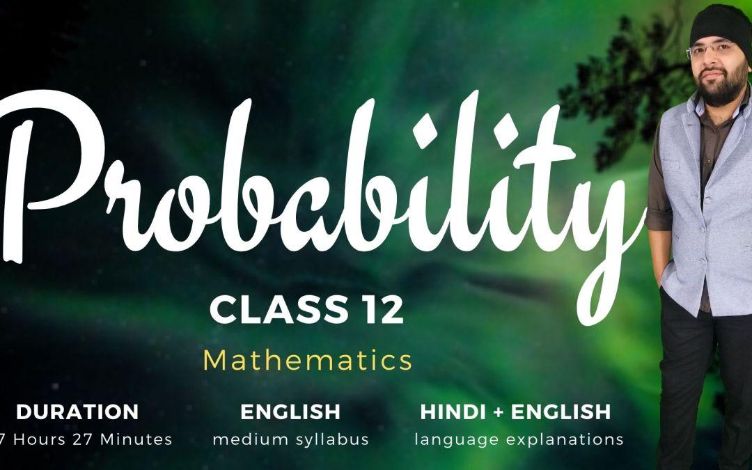 Ch13. Probability – 1Y