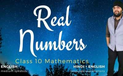 Ch01. Real Numbers – 90D