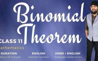 Ch08. Binomial Theorem – 90D
