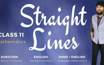 Ch10. Straight Lines – 1Y