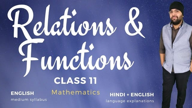 Ch02. Relations and Functions