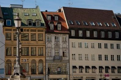 Munich roofs - Matías Ventura