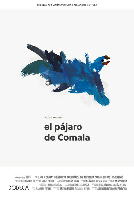 El pájaro de Comala, 2008