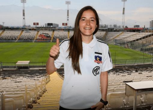 Vanessa Aráuz se convirtió en la nueva directora técnica del primer equipo femenino del Colo Colo.