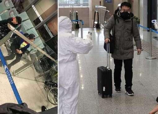 Padres habrían abandonado a niños en aeropuerto por 'tener coronavirus'