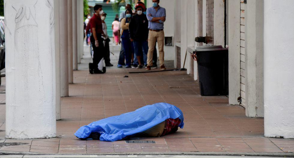CIDH prende las alarmas por cadáveres en Guayaquil