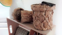 Tissue Holder by Vernaculo (T.R.I.P item by Department of Trade and Industry, Philippines)