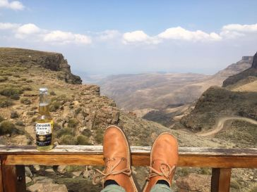 From the highest pub in Africa...