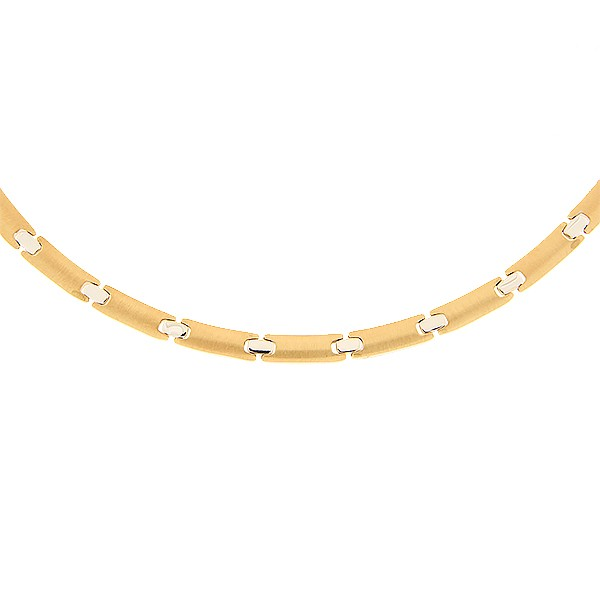 Gold necklace Code: 22uk